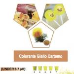 COLORANTE GIALLO CARTAMO