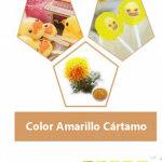 COLOR AMARILLO CARTAMO