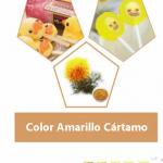 COLOR AMARILLO CARTAMO