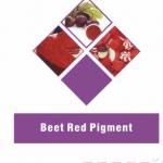 BEET RED PIGMENT