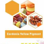 GARDENIA YELLOW PIGMENT